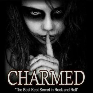 Photo ad for band charmed